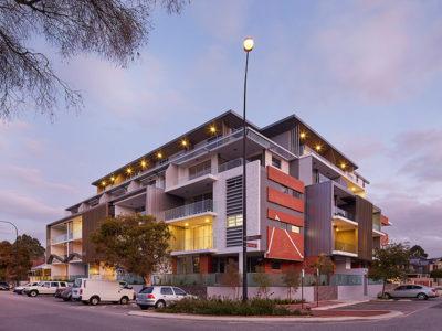 Monarc Apartments